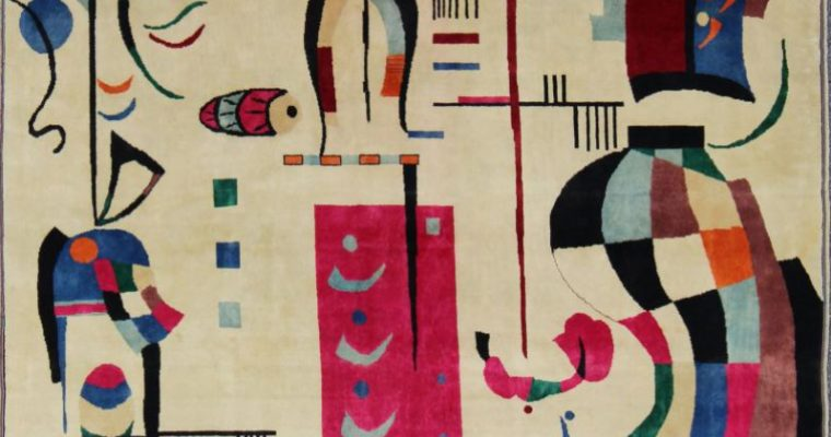What are Mid-Century Modern Rugs?
