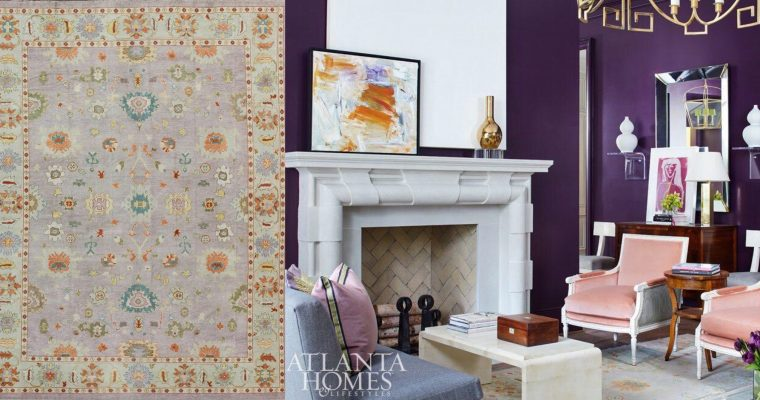 The Trendiest Color in Design Right Now: Ultra Violet